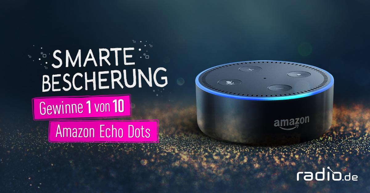 Amazon Echo Dot Gewinnspiel